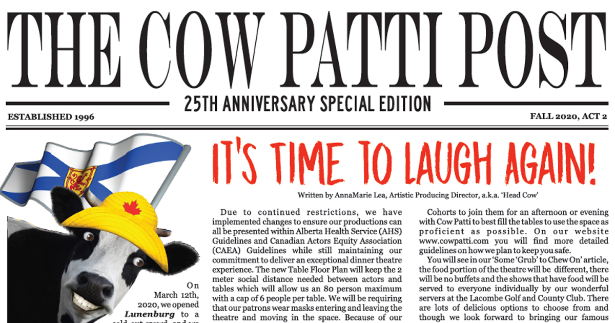 Cow Patti Post #2 feature image
